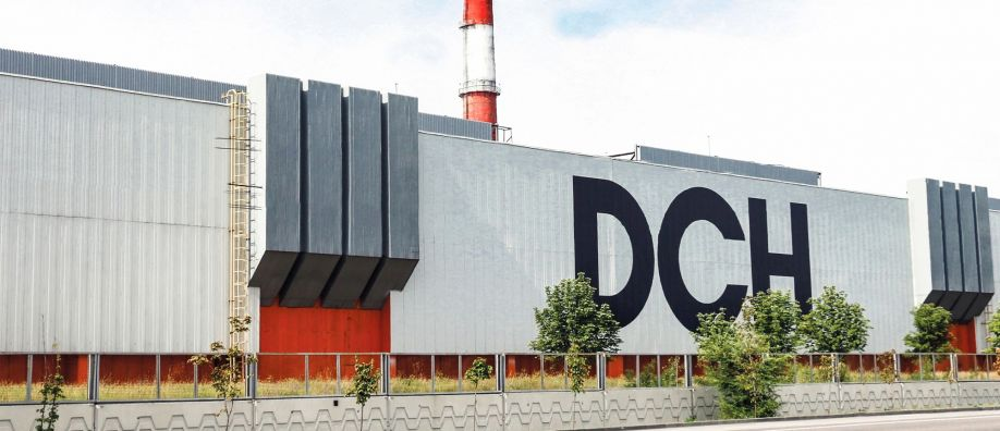 Dnipro Metallurgical Plant (DMP)